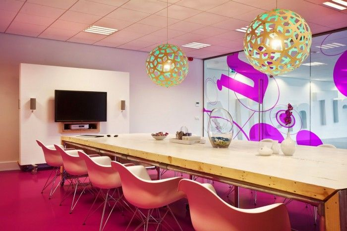 Alien Trick – Hengelo Offices