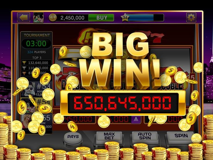 Slots™ Classic Vegas Casino ekran görüntüsü