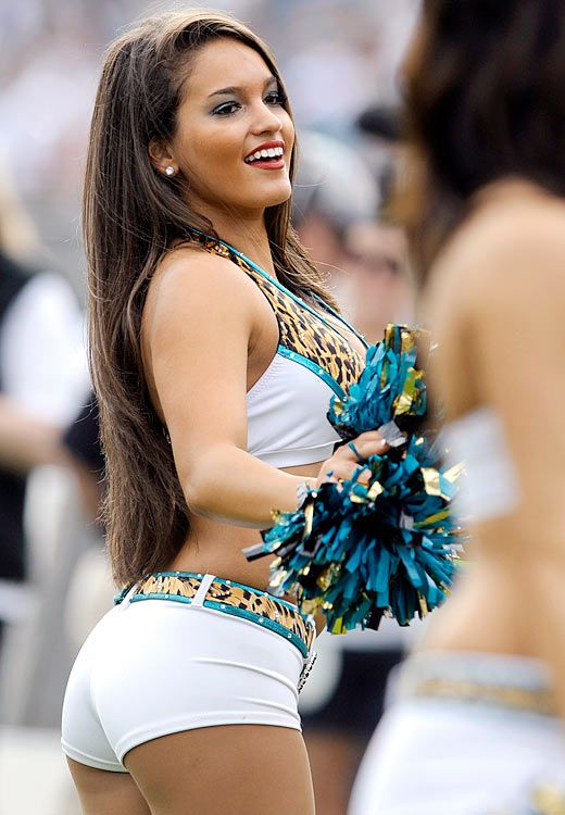 Sexy nfl cheerleaders na answer
