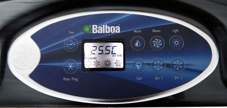 Balboa Panel of Hot - Tubs