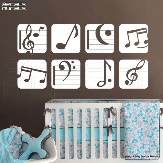 """I don't know if we're gonna be those """"Musical"""" parents that drown our children in it, but I think this is so adorable."""
