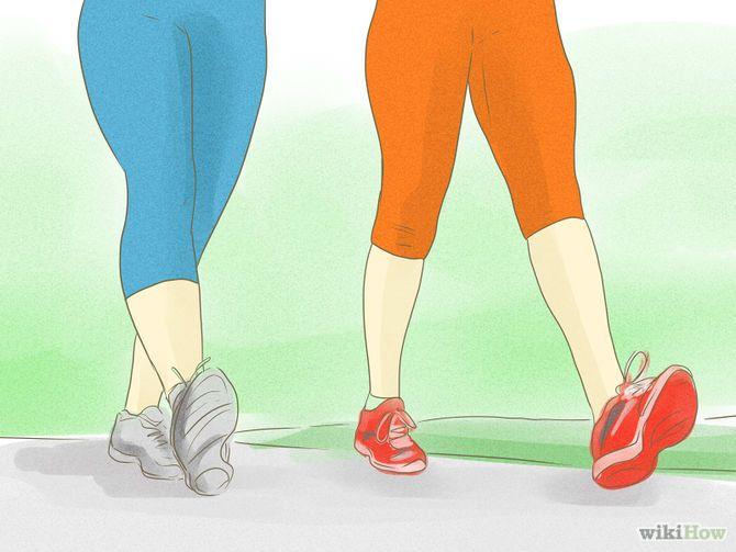 Cómo tener piernas delgadas rápidamente