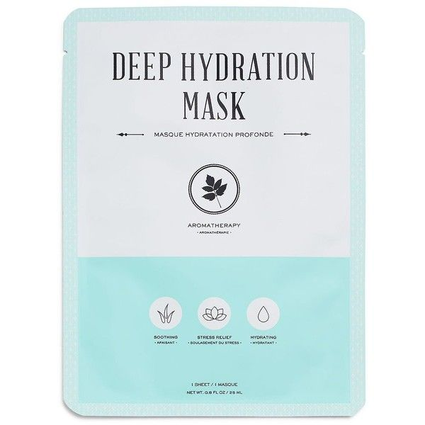 Kocostar Deep Hydration Mask ($4.99) ❤ liked on Polyvore featuring beauty products, skincare, face care, face masks, hydrating mask, face mask, facial mask, moisturizing face mask and hydrating facial mask