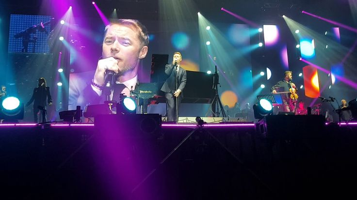 Havasi & RONAN KEATING - Father and son / When you say nothing at all - ...