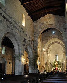 Igreja de São Pedro de Rates – interior - Wikipédia, a enciclopédia livre