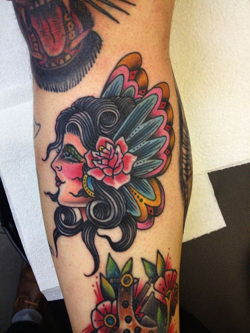 16 best butterfly head tattoo images on pinterest skull for Tattoo shops canton ohio