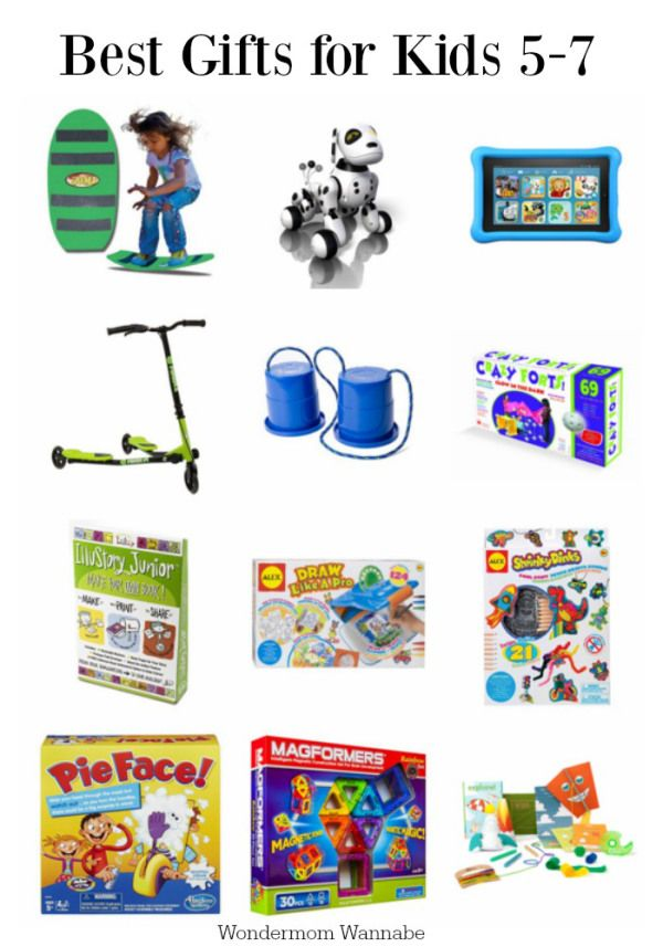 Toys For Kids 5 7 : Best gifts for kids years old elementary schools