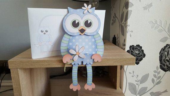 Check out this item in my Etsy shop https://www.etsy.com/uk/listing/476033424/cute-owl-birthday-card-happy-birthday-3d