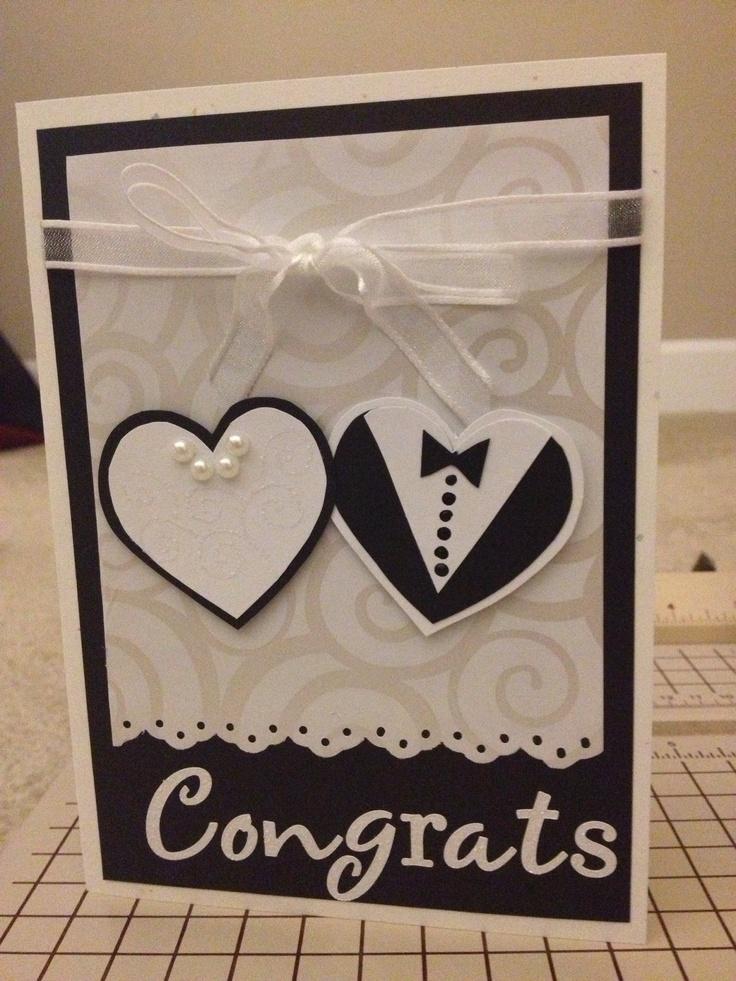 wedding card for my friend