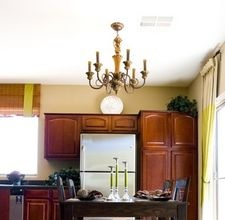 Oak cabinets, Oak kitchen cabinets and Oak kitchens on Pinterest