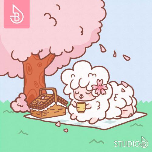 우리양이_벚꽃아래서~ http://blog.naver.com/banpang