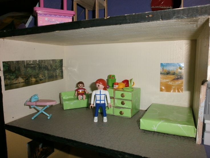 17 Best Images About Cr Ation Perso Maison Playmobil On Pinterest Parents Film And Playmobil