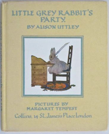 Little Grey Rabbit - loved, loved, loved this as a child (and still do)