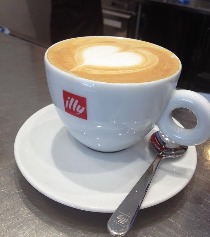 illy capucchino