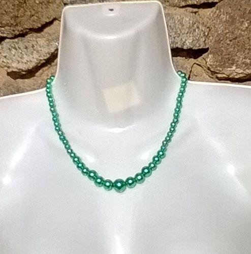Perlový náhrdelník 1