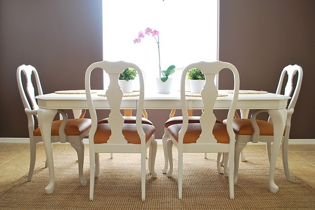 Best 25 Paint Dining Tables Ideas On Pinterest Chalk