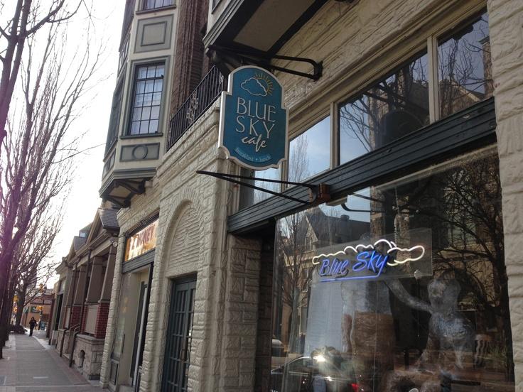 Blue Sky Cafe Bethlehem Pa