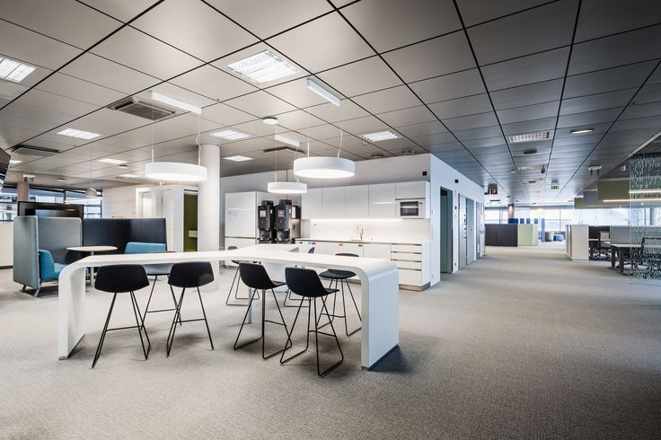 Tieto- Helin & Co Architects, 2016-2017,photographer-Kuvio