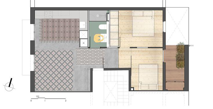 A53 | Casa Pizarro -  Project Floor Plan