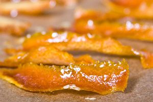 Learn how to make Candied Citrus Peel and you'll always have a sweet DIY food gift at your fingertips.