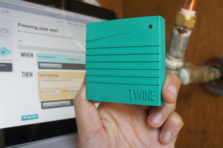 1 | On Sale At Last: Twine, Your Gateway To The Internet Of Things | Co.Design: business + innovation + design