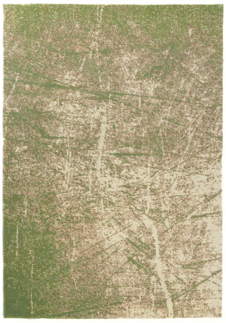 Ginger Amp Jagger Moss Rug The Randomness Of The Texture