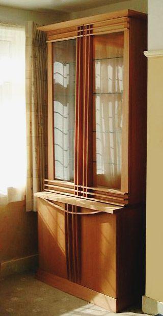 Handmade, Bespoke Furniture By Lee Sinclair Furniture Www.leesinclair.co.uk  Mackintosh