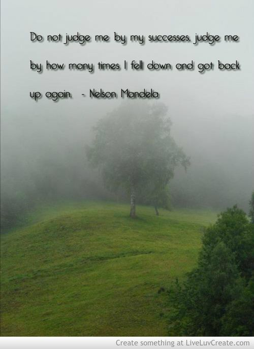 Nelson Mandela - what an amazing quote