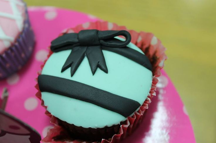 A delicious little package from RSPCA supporter Eriko http://www.rspcacupcakeday.com.au/