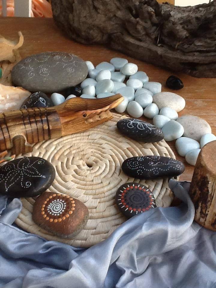 Indigenous stones