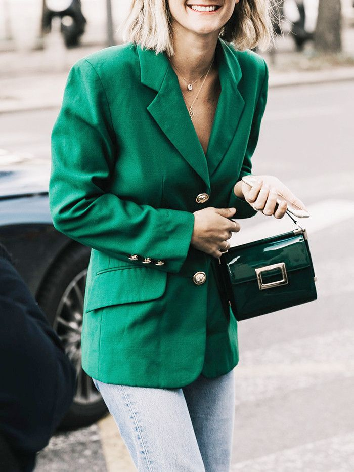 8 Things I Forced Myself to Stop Buying When I Got My First Job via @WhoWhatWear