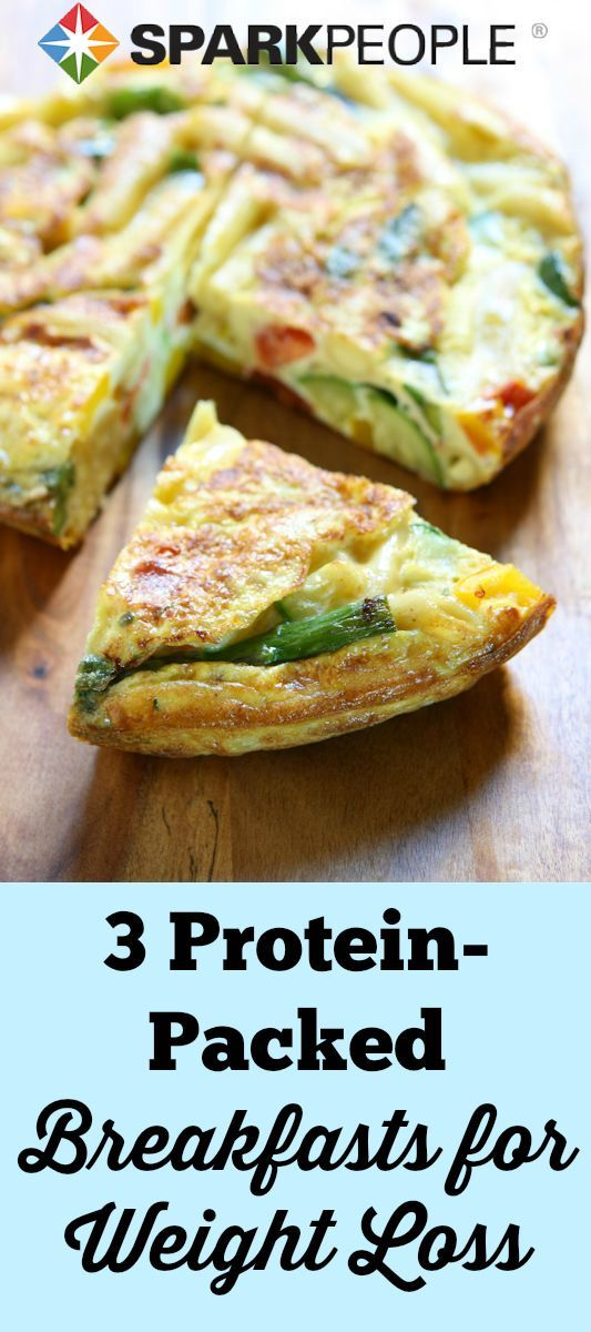 good protein breakfast for weight loss