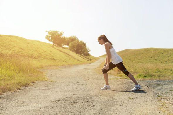 Joggen am Morgen ist gesund | Gesundheit