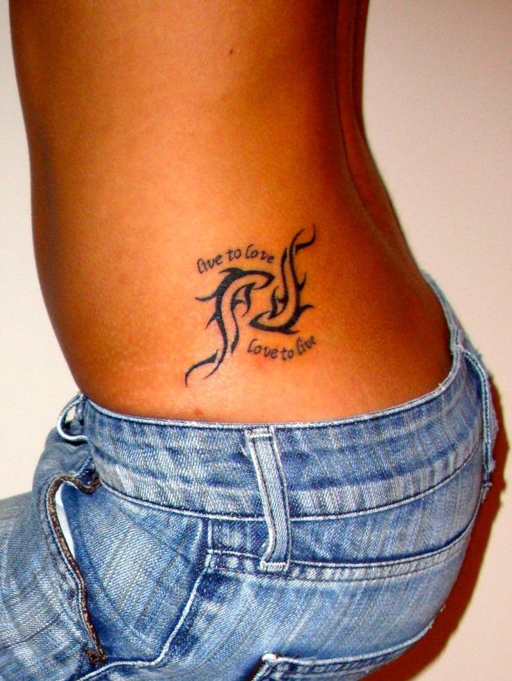 Cancer Pisces Tattoos Designs