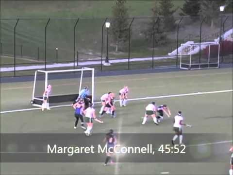 HERON HIGHLIGHT: #11 Field Hockey blows out Nazareth