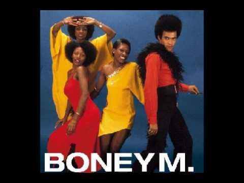 Boney M. - He Was a Steppenwolf - YouTube