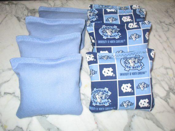 University of North Carolina UNC Tarheels by CustomCornhole, $23.99