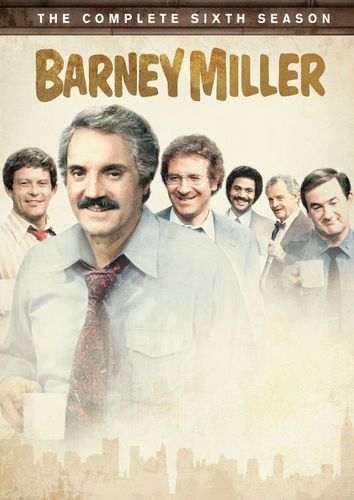 Barney Miller: The Complete Sixth Season [3 Discs] [DVD]