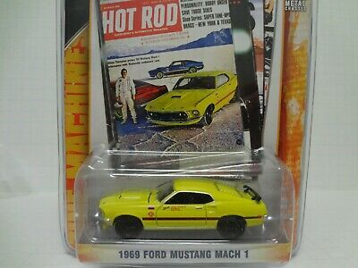 Greenlight 1969 Ford Mustang MAch 1 Entertainment R2 READ BEFORE YOU BID #affili… – Entertainment