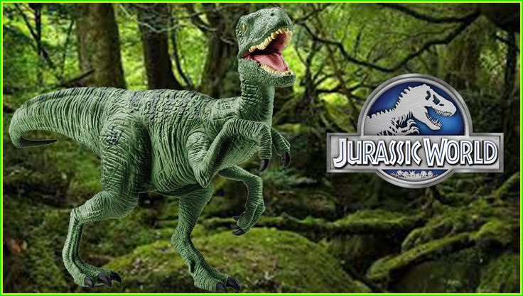 Jurassic World Velociraptor  Charlie