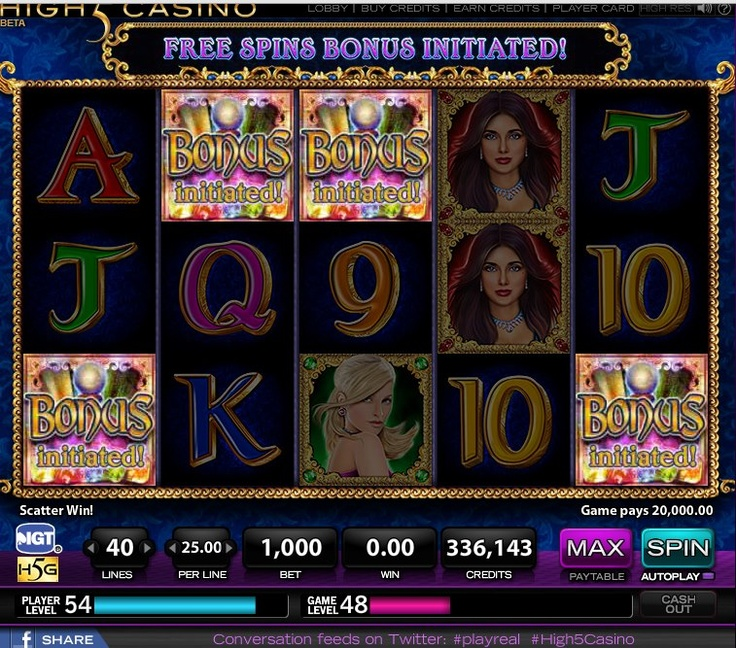 Witches Riches Slot from High 5 Games