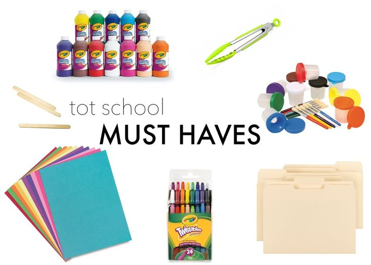 Here are our favorite Tot School Supplies! I have included affiliate links for your convenience, but I have also stated in parenthesis where I…