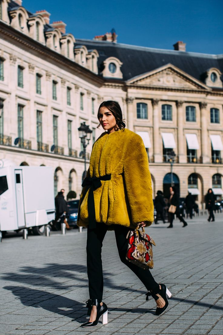 Paris Fashion Week Street Style Fall 2018 Day 2 Cont. - The Impression