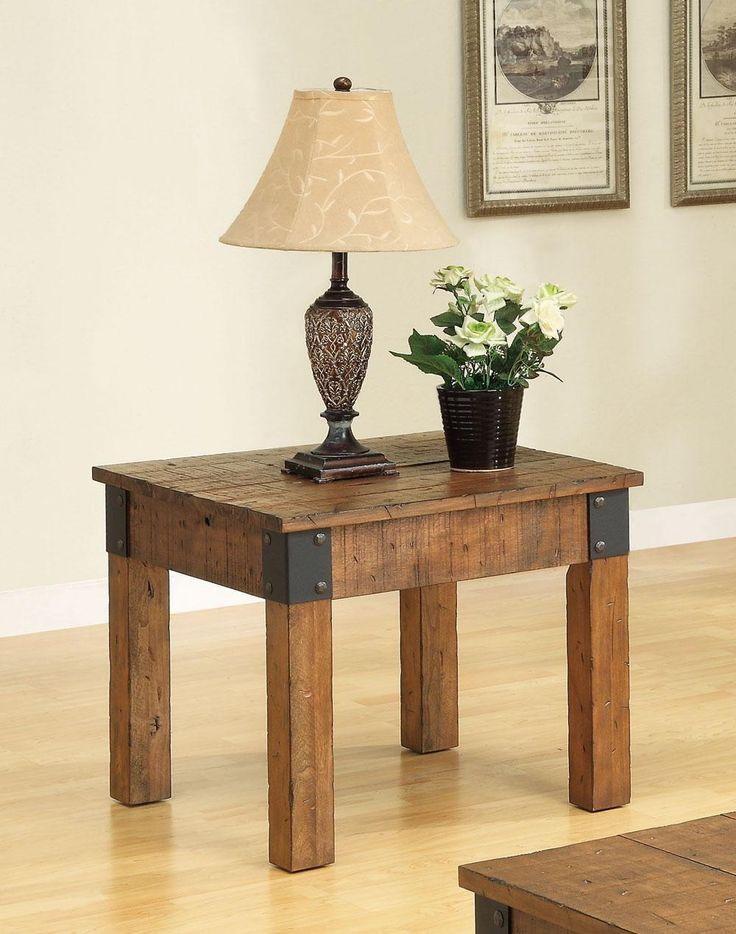 Of Rustic Country Coffee Tables Rustic Country Style End Table