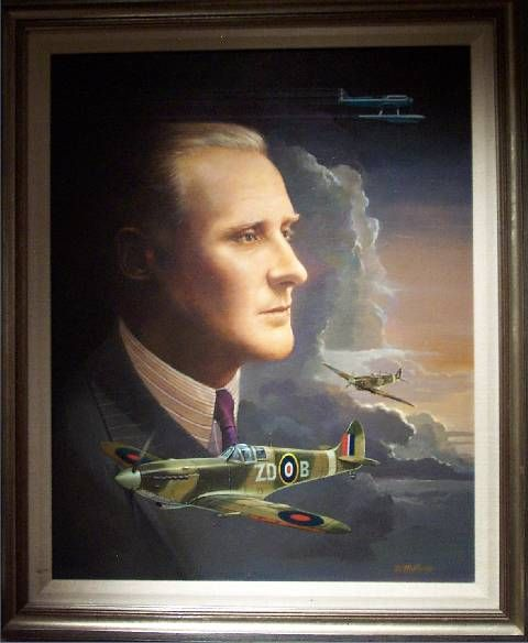 The birth, in Kidsgrove, Staffordshire, of Reginald Joseph Mitchell on this day 20th May, 1895. He was the designer of the Spitfire aircraft. The single seat fighter aircraft was used by the Royal Air Force and many other allied countries throughout the second WW and continued to be used as a front line fighter and in secondary roles into the 1950s. The Spitfire was produced in greater numbers than any other British aircraft and was the only British fighter in production throughout the 2WW