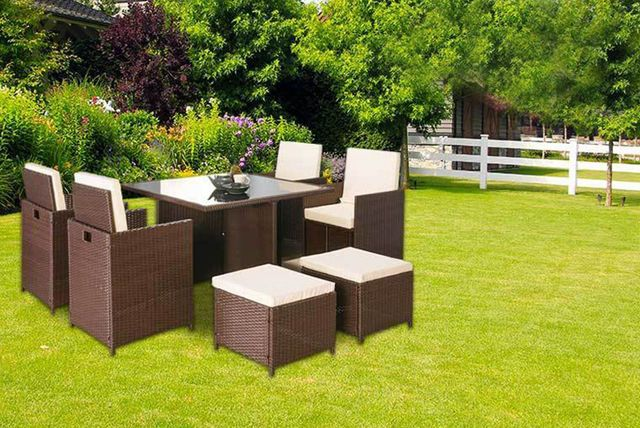Napoli 9pc Rattan Cube Set - 2 Colours!   Stuff to buy   Pinterest ... 04b5dbe1930c