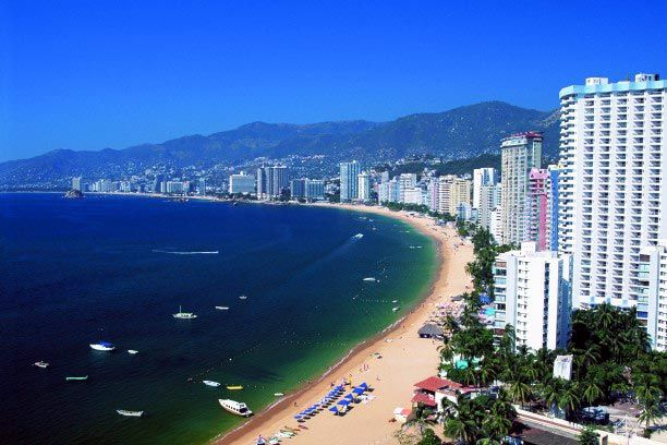Acapulco Mexico Hollywood's Favorite destination