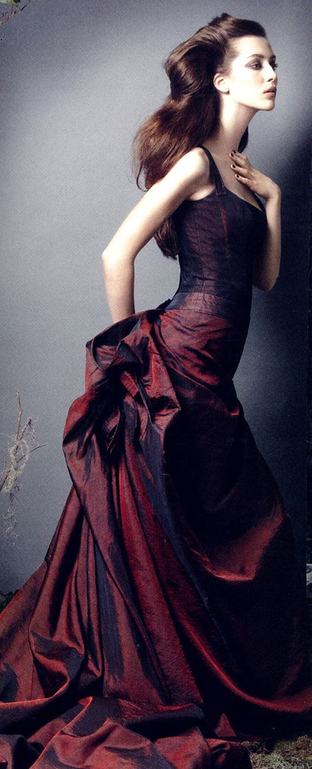 Grunge style prom dresses