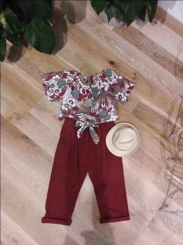 #nastyco #outfit #red #summer #fashion