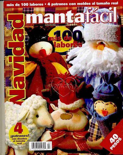 Muñecos d navidad Manta Fácil 03 - Mary. 2 - Álbumes web de Picasa